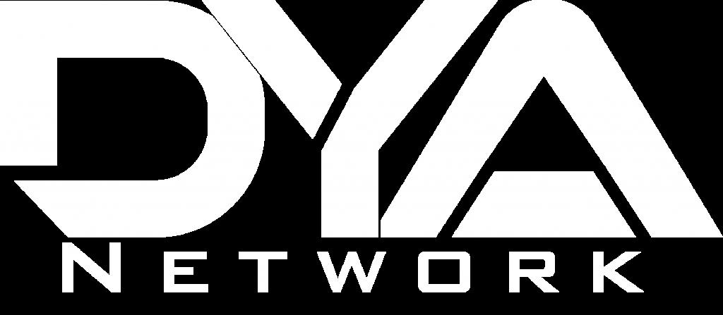 Dya logo final white logo 2021